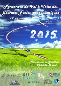 L'affiche des RVVGEA 2015